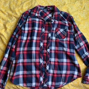 Forever 21 Womens Flannel